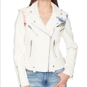 NEW Boston Proper Blank NYC Moto Jacket